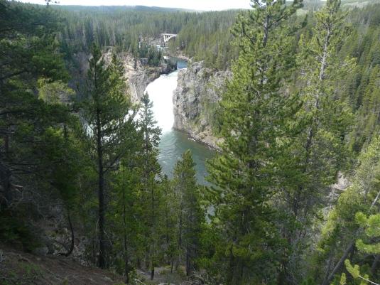 Upper & lower falls 6